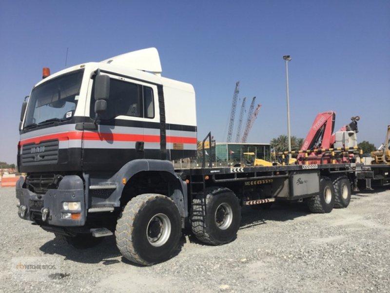 Kran типа MAN TGA41.480, Gebrauchtmaschine в Jebel Ali Free Zone (Фотография 1)