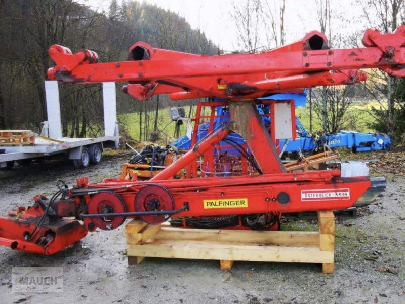 Kran типа Palfinger Farmkran PA 5000, Gebrauchtmaschine в Eben (Фотография 1)