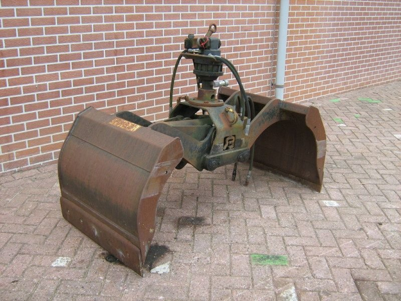 Kran типа Sonstige Bakker knijperbak, Gebrauchtmaschine в Barneveld (Фотография 1)