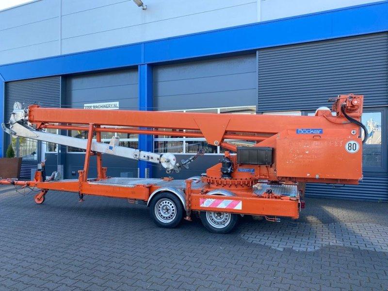 Kran типа Sonstige Bcker AHK 27/1000, Gebrauchtmaschine в WIJCHEN (Фотография 1)