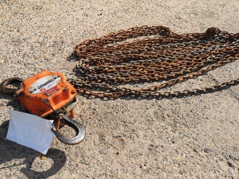 Kran типа Sonstige Eller ELPH2, Gebrauchtmaschine в Leende (Фотография 1)