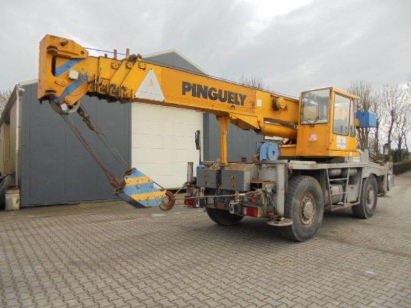 Kran типа Sonstige Pinguely TTR 230 4X4  24 mtr Boom, Gebrauchtmaschine в Kolhorn (Фотография 1)