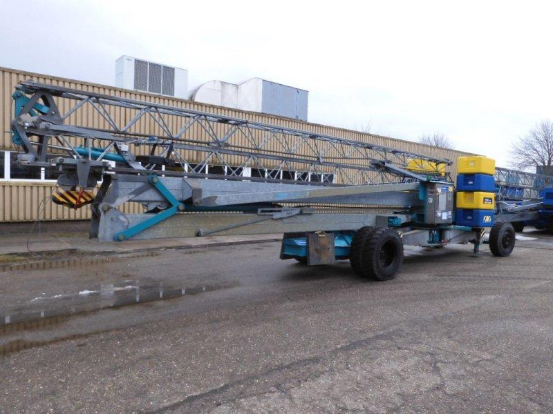 Kran типа Sonstige Vicario OMV 293-10 tm torenkraan, Gebrauchtmaschine в IJsselmuiden (Фотография 1)