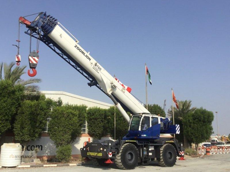 Kran типа Zoomlion RT60, Gebrauchtmaschine в Jebel Ali Free Zone (Фотография 1)