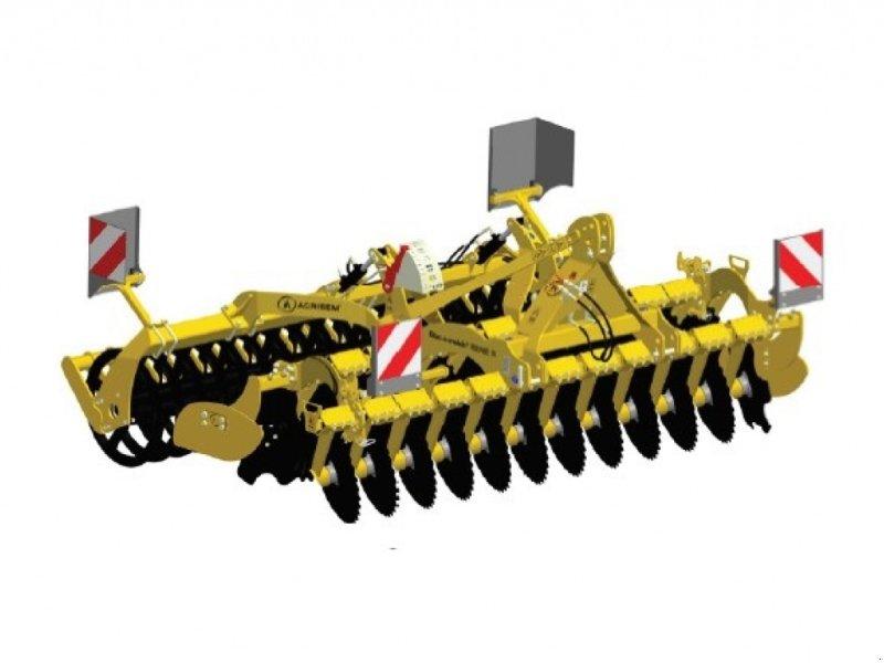 Kreiselegge типа Agrisem Disc-O-Mulch 3,5 m. Fast ramme, hydraulisk dybde justering, Gebrauchtmaschine в Nykøbing Falster (Фотография 2)