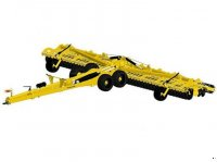 Agrisem Disc-O-Mulch Gold Trailed Extra ++ 10 mtr. Herse rotative