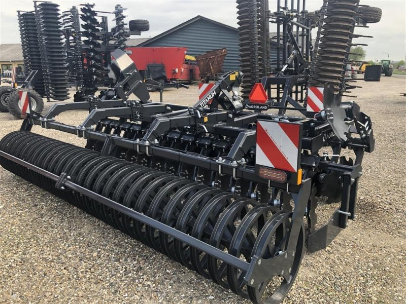 Kreiselegge типа Agroland TITANUM 4000, Gebrauchtmaschine в Farsø (Фотография 1)
