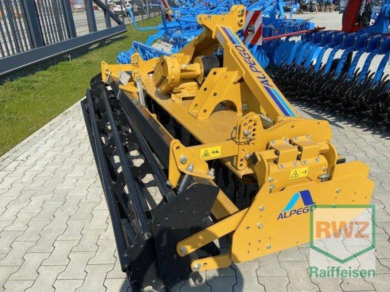 Kreiselegge des Typs Alpego Rotodent RK 300, Ausstellungsmaschine in Mutterstadt (Bild 1)