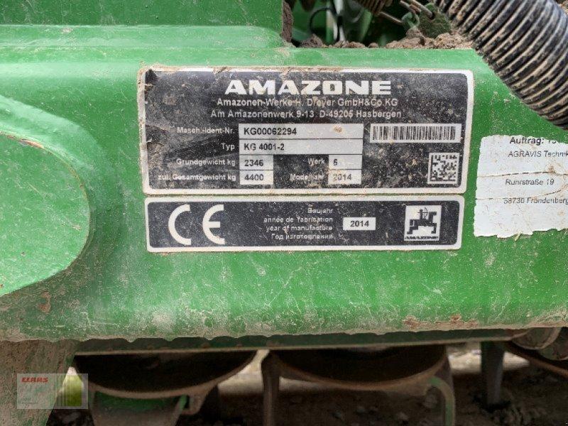 Kreiselegge des Typs Amazone KG 4001-2, Gebrauchtmaschine in Risum-Lindholm (Bild 2)