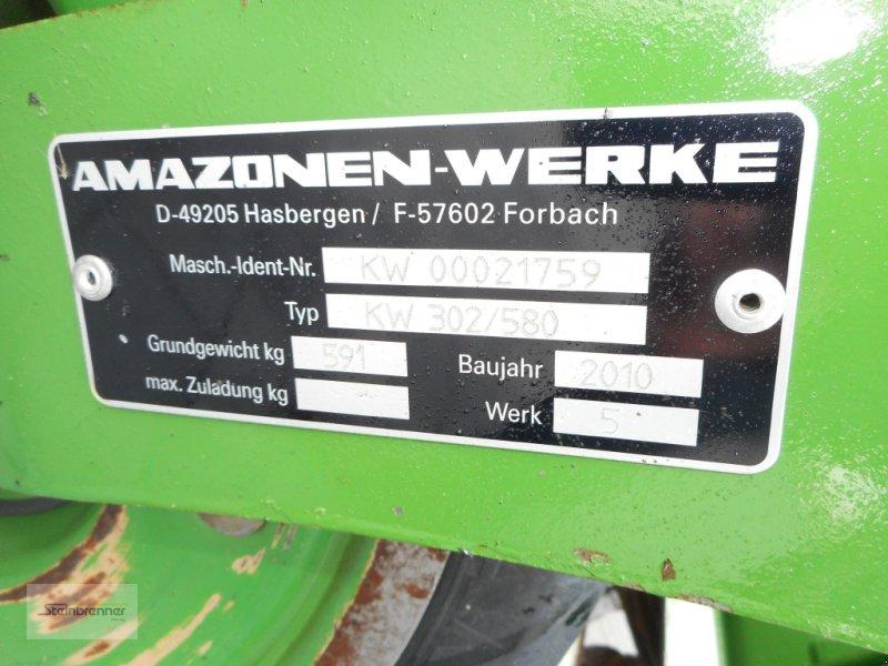 Kreiselegge des Typs Amazone KX 3000, Gebrauchtmaschine in Wörnitz (Bild 7)