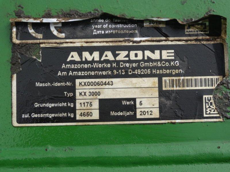 Kreiselegge des Typs Amazone KX 3000, Gebrauchtmaschine in Bad Schussenried (Bild 6)