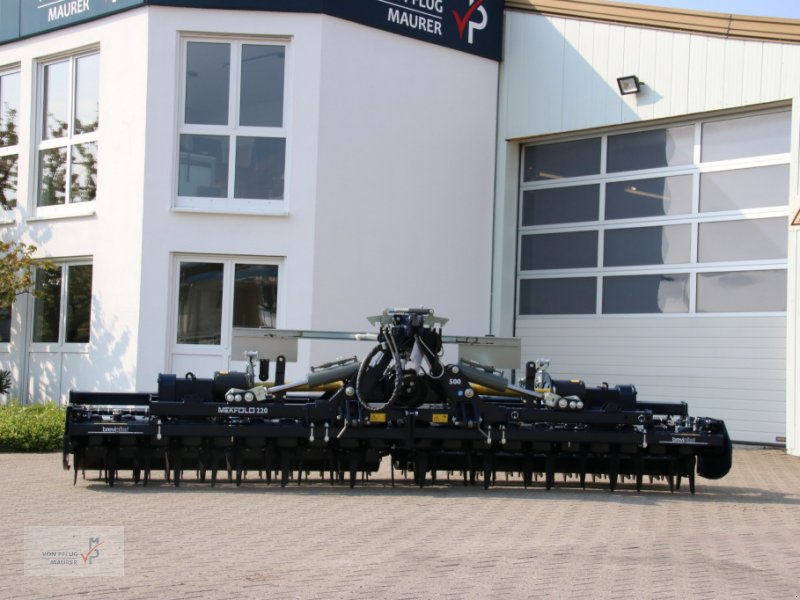 Kreiselegge des Typs Breviglieri MekFold 220-500, Neumaschine in Mahlberg-Orschweier (Bild 2)