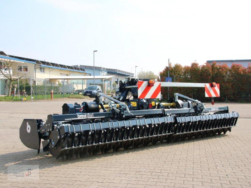 Kreiselegge des Typs Breviglieri MekFold 220-500, Neumaschine in Mahlberg-Orschweier (Bild 3)