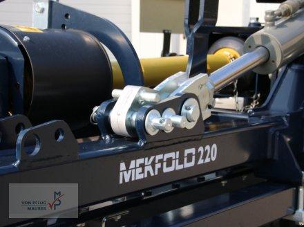 Kreiselegge des Typs Breviglieri MekFold 220-500, Neumaschine in Mahlberg-Orschweier (Bild 6)