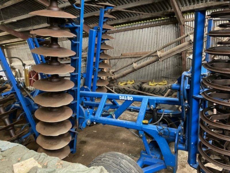 Kreiselegge tip Dalbo AXR H 500 T-ringsvalse, Gebrauchtmaschine in Mern (Poză 1)