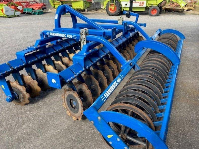 Kreiselegge typu Dalbo Farmer Disc 400 med T ringsvalse, Gebrauchtmaschine w Vinderup (Zdjęcie 1)