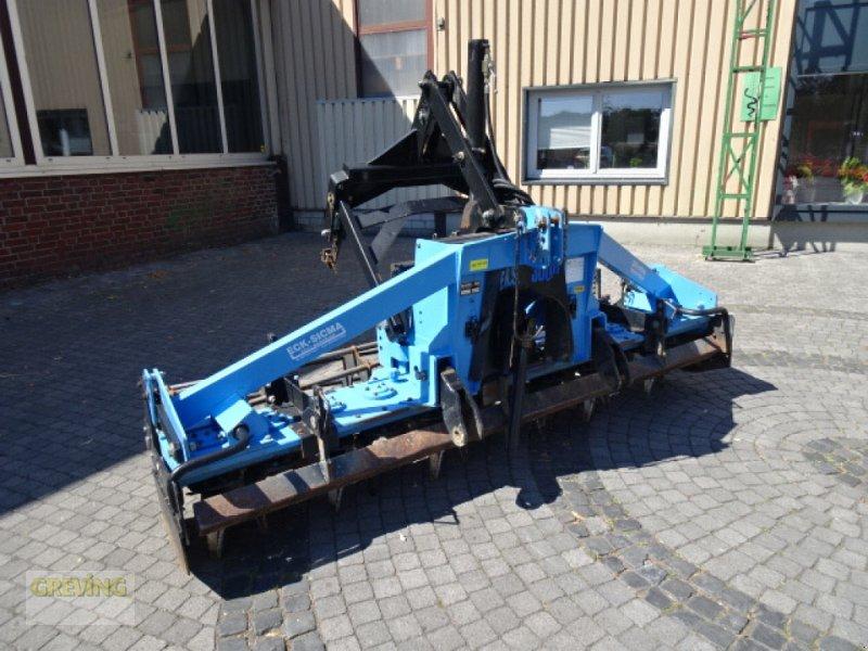 Kreiselegge des Typs Eck Sicma ERS 3000, Gebrauchtmaschine in Greven (Bild 1)