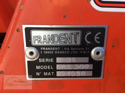 Kreiselegge des Typs Frandent 300, Gebrauchtmaschine in Pfreimd (Bild 6)