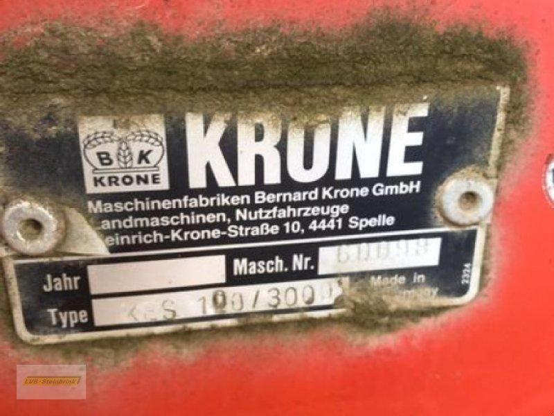 Kreiselegge des Typs Krone Sonstiges, Gebrauchtmaschine in Bremke (Bild 5)