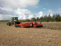 Kuhn Optimer 7,5m Kuhn Demo Disk harve Ротационная борона