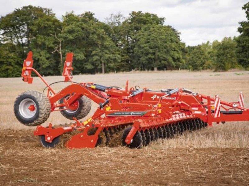 Kreiselegge des Typs Kverneland 6M QUALIDISC FARMER, Gebrauchtmaschine in Skjern (Bild 1)