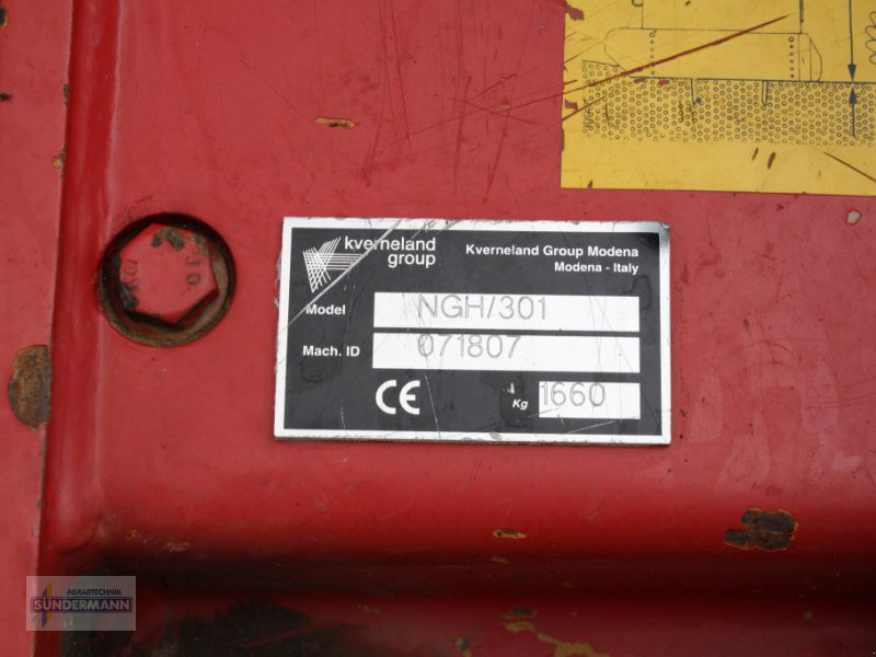 Kreiselegge des Typs Kverneland NG-H 301, Gebrauchtmaschine in Bassum (Bild 6)