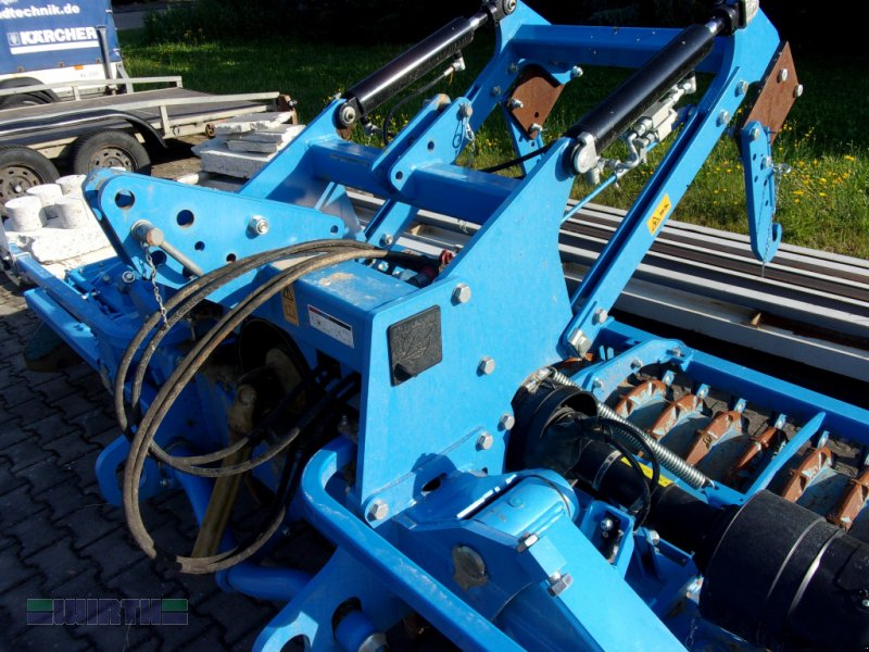 Kreiselegge des Typs Lemken Zirkon 12/400 K, Gebrauchtmaschine in Buchdorf (Bild 2)