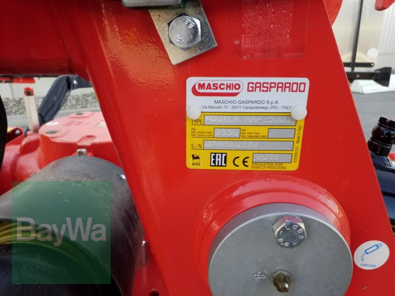 Kreiselegge του τύπου Maschio Aquila Rapido 5000, Gebrauchtmaschine σε Bamberg (Φωτογραφία 9)