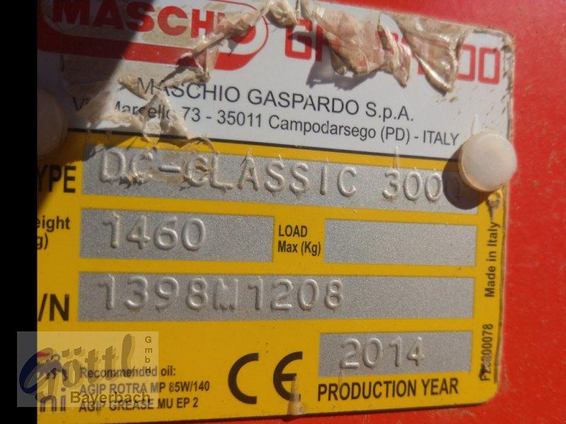 Kreiselegge des Typs Maschio DC Classic 3000, Gebrauchtmaschine in Bayerbach (Bild 3)