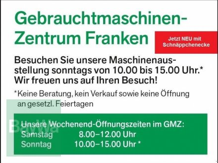 Kreiselegge des Typs Maschio DM 3000 Classic *Miete ab 220€/Tag*, Gebrauchtmaschine in Bamberg (Bild 12)