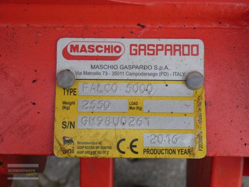 Kreiselegge des Typs Maschio Falco 5000, Gebrauchtmaschine in Aurolzmünster (Bild 10)