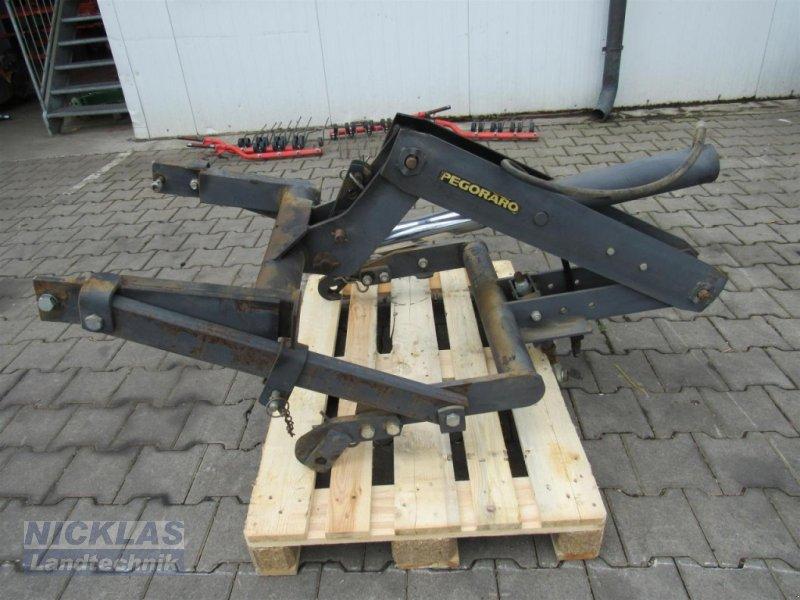 Kreiselegge tip Pegoraro Hubrahmen, Gebrauchtmaschine in Schirradorf (Poză 1)