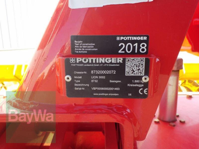 Kreiselegge des Typs Pöttinger LION 3002 PPW 500, Gebrauchtmaschine in Bamberg (Bild 13)