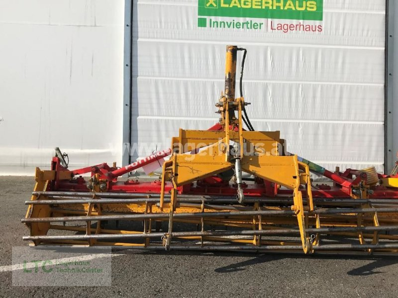 Kreiselegge типа Pöttinger LION 3M MIT HUCKEPACK, Gebrauchtmaschine в Attnang-Puchheim (Фотография 1)