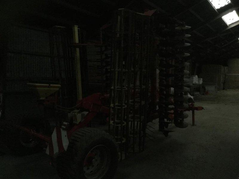 Kreiselegge tip Pöttinger Terradisc 6000T Dobbelt pakkervalse, Gebrauchtmaschine in Kongerslev (Poză 1)