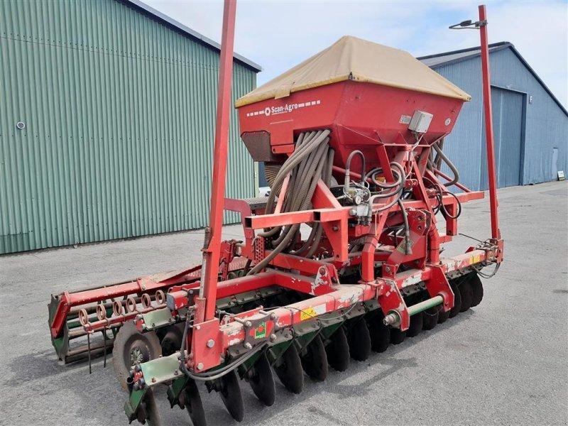 Kreiselegge tip Unia Ares TXL 4 m/Såmaskine, Gebrauchtmaschine in Hadsund (Poză 1)