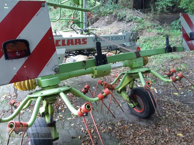 Kreiselheuer des Typs CLAAS Volto 1050 T, Gebrauchtmaschine in Ellerdorf (Bild 1)
