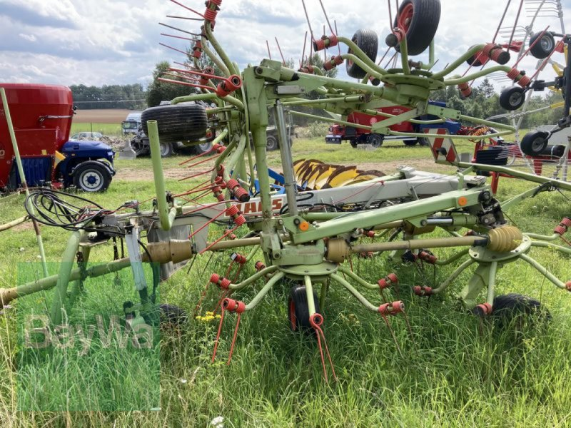 Kreiselheuer des Typs CLAAS VOLTO 1050, Gebrauchtmaschine in Großweitzschen  (Bild 1)