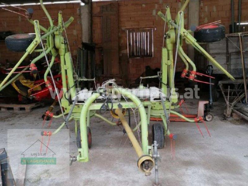 Kreiselheuer des Typs CLAAS VOLTO 550 HN, Gebrauchtmaschine in Pregarten (Bild 1)