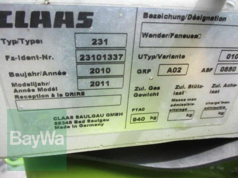 Kreiselheuer des Typs CLAAS VOLTO 77   #374, Gebrauchtmaschine in Schönau b.Tuntenhaus (Bild 5)