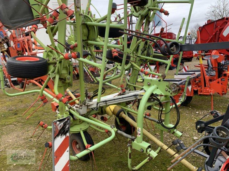 Bild CLAAS Volto 870 Kreiselwender leicht reparaturbedürftig