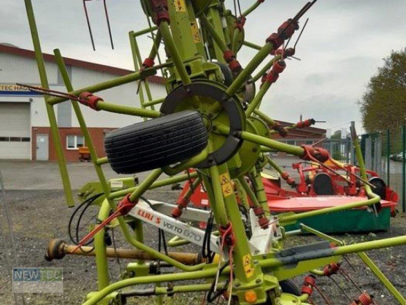 Kreiselheuer des Typs CLAAS VOLTO 870, Gebrauchtmaschine in Heinbockel-Hagenah (Bild 2)