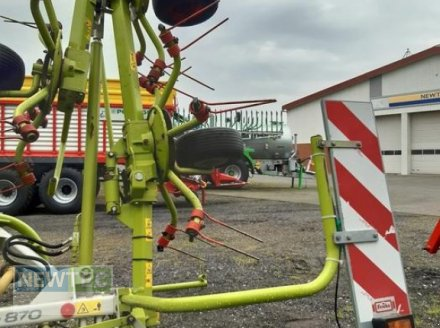 Kreiselheuer des Typs CLAAS VOLTO 870, Gebrauchtmaschine in Heinbockel-Hagenah (Bild 8)