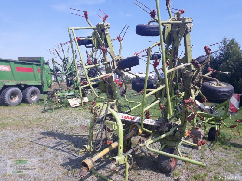 Kreiselheuer типа CLAAS Volto 870, Gebrauchtmaschine в Rhede / Brual (Фотография 1)