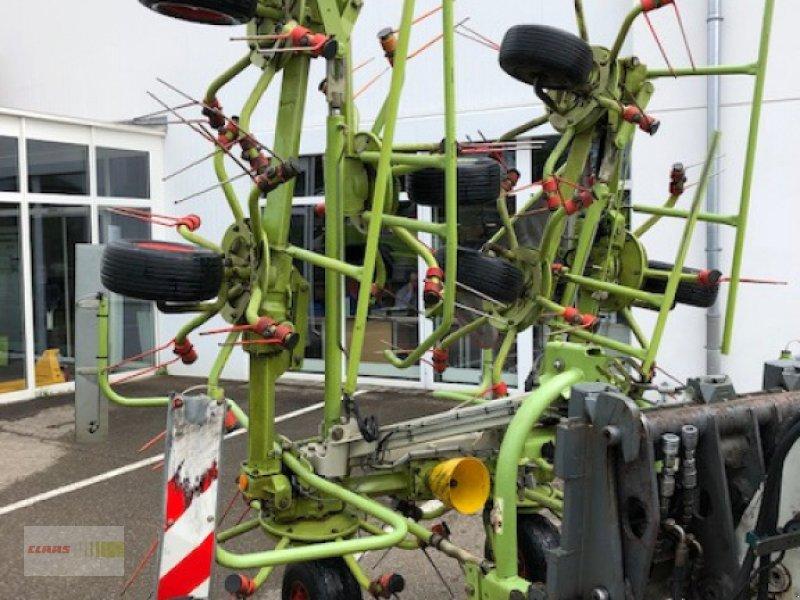 Kreiselheuer des Typs CLAAS Volto 870, Gebrauchtmaschine in Langenau (Bild 1)