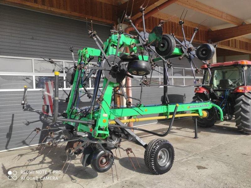 Kreiselheuer des Typs Deutz-Fahr Condimaster 11041 Baugleich Vicon Fanex 1103, Gebrauchtmaschine in Villach/Zauchen (Bild 1)