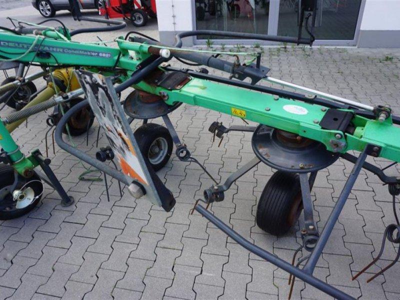 Kreiselheuer типа Deutz-Fahr CONDIMASTER 6821, Gebrauchtmaschine в Hutthurm (Фотография 6)