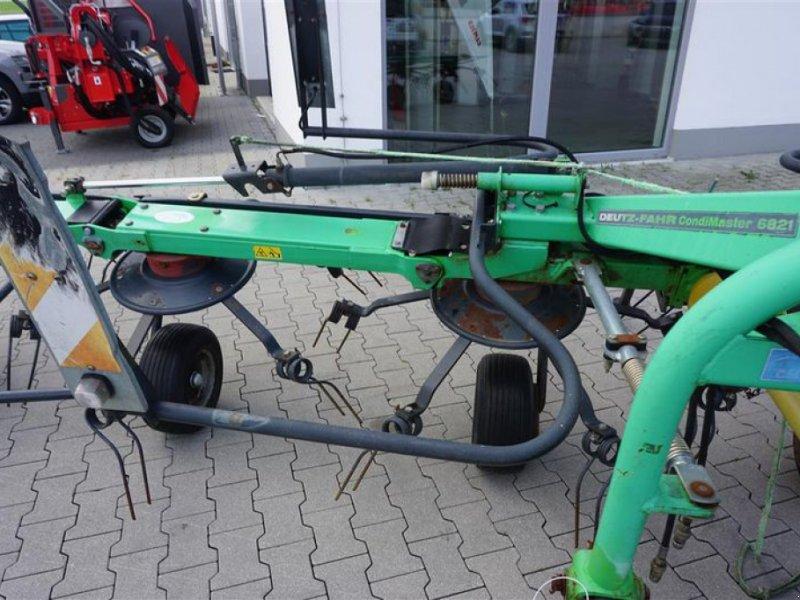 Kreiselheuer типа Deutz-Fahr CONDIMASTER 6821, Gebrauchtmaschine в Hutthurm (Фотография 10)