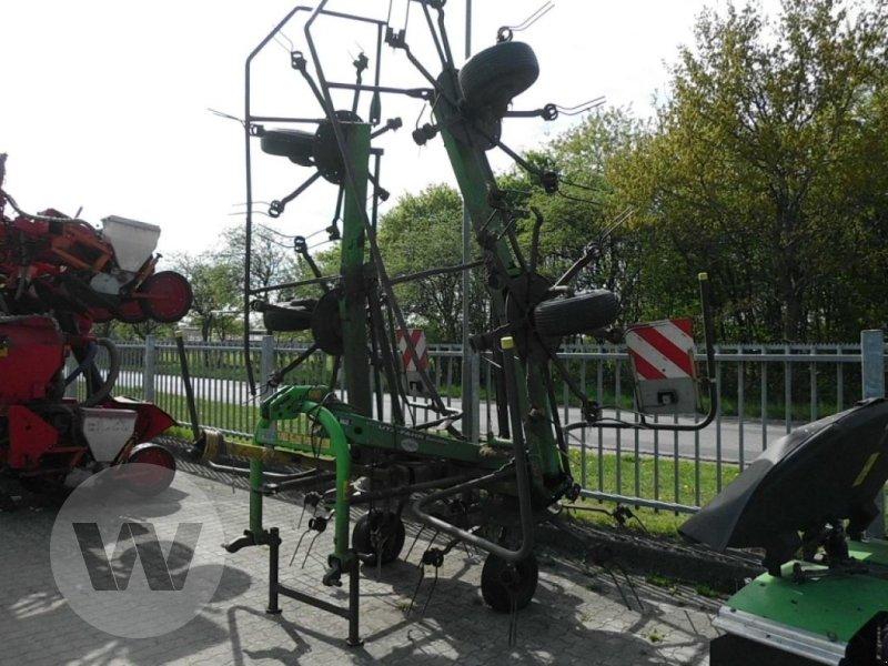 Kreiselheuer des Typs Deutz-Fahr CondiMaster 7621 VF, Gebrauchtmaschine in Börm (Bild 3)