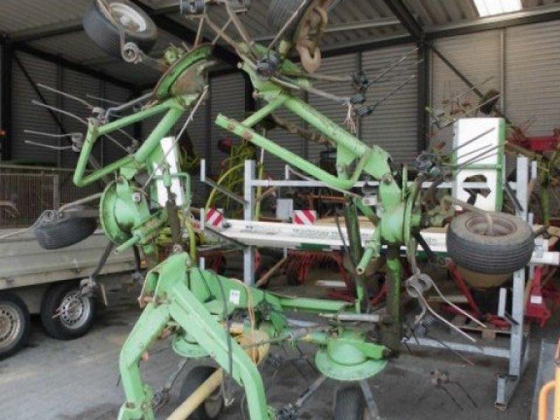Kreiselheuer типа Deutz-Fahr KH 2.64 DNH hooidraaier, Gebrauchtmaschine в Roermond (Фотография 1)